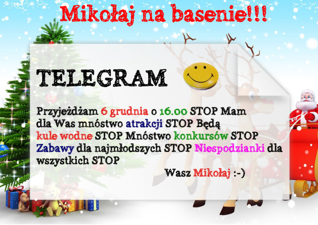 mikolaj telegram 2017